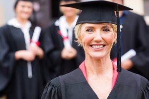 Seconda laurea a quaranta anni