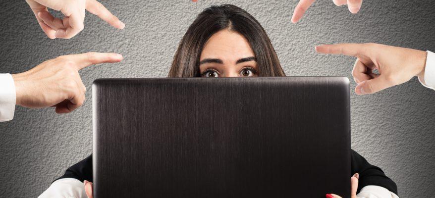 Internet e il cyberbullismo