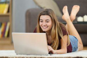 Frequentare l'università online