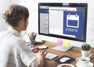 trovare lavoro come organizzatore di eventi